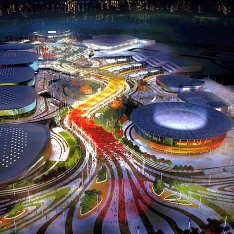 Future plans for Rio Olympics 2016