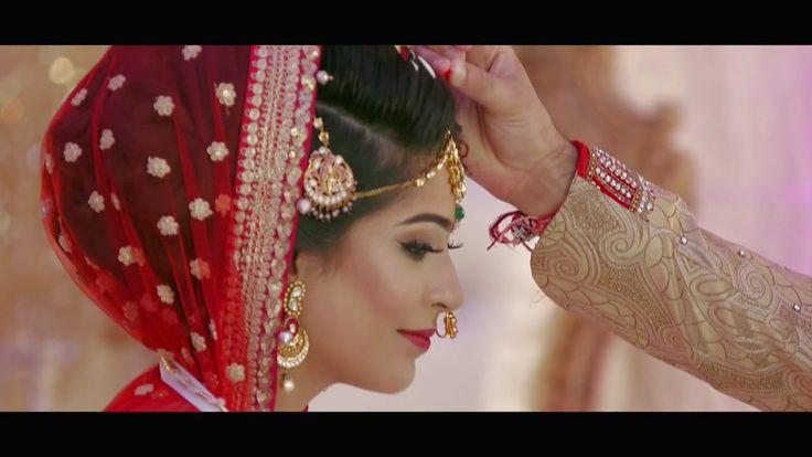 Beautiful Hindu wedding ceremony at Braxted Park - Boutique wedding film...