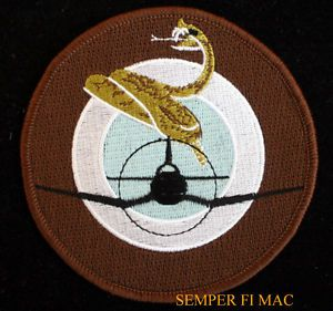 VMFA 323 Death Rattlers MCAS US Marines Patch Snake | eBay