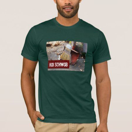 Turning week - Koi Schwob…. T-Shirt - tap, personalize, buy right now!