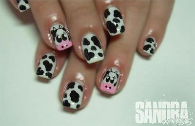 [ad#ad_2]  Nail art craze is seen all around the globe and girls of every age are too much interested in applying various nail art designs that are new and in