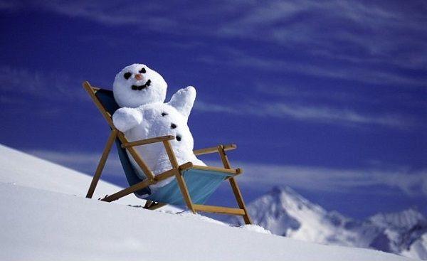 Ποιός ευχήθηκε καλό χειμώνα;