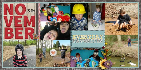 November Month In Review Template by Scrapping with Liz http://the-lilypad.com/store/November-Month-In-Review-Digital-Scrapbook-Template.html This Month Captured September 2016 by Mommyish http://the-lilypad.com/store/This-Month-Captured-September-2016.html