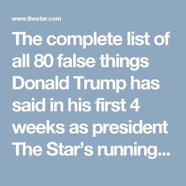 list everything donald trump runs that name