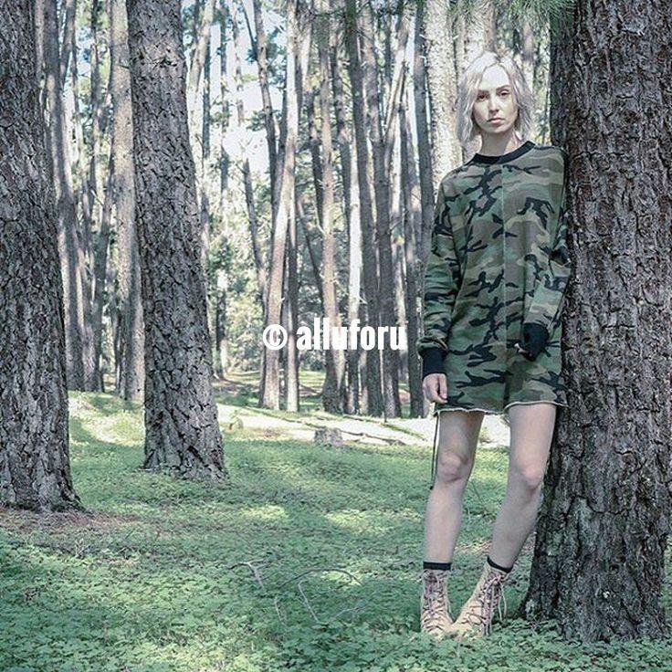 Thick Camouflage Sweatshirt  #love #accessories #onlineshopping #womensfashion #clothing #blackowned #fashion #oneofakind #mensfashion #menstyle