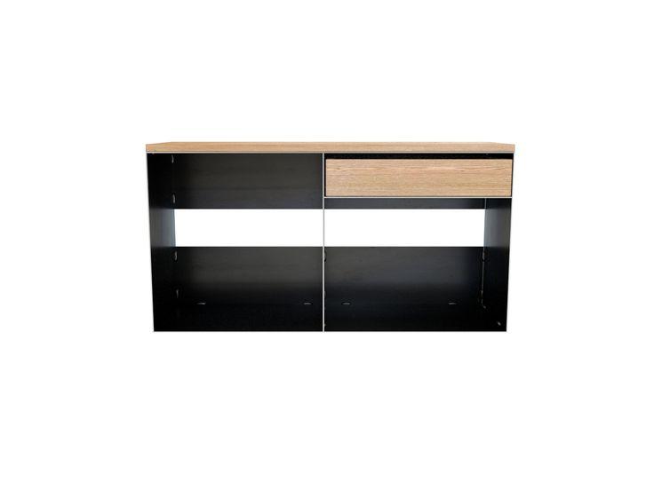 1000 ideen zu sideboard metall auf pinterest regal. Black Bedroom Furniture Sets. Home Design Ideas