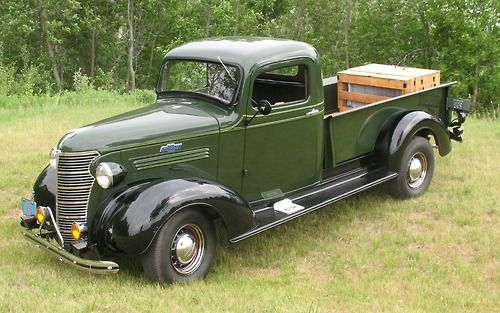 '38 Chevy Pickup…