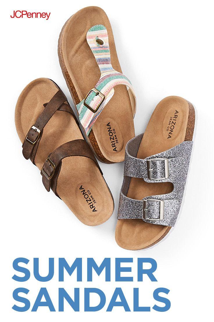 Wanna Be Cute And Comfy This Summer Arizona Footbed