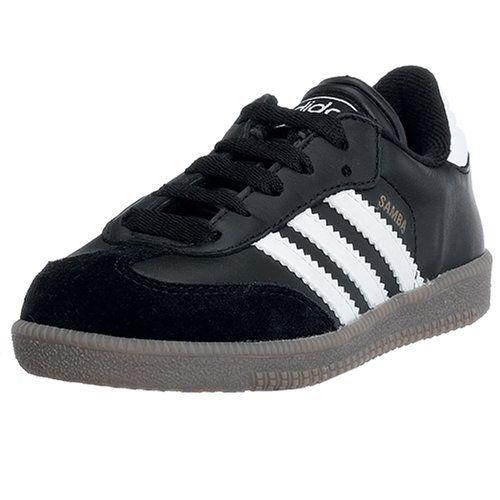 adidas Samba Classic Leather Soccer Shoe (Toddler/Little Kid/Big Kid) adidas. $38.36
