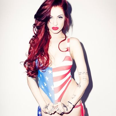 Dear Porcelain Black: You're definitely one of the hottest women alive.
