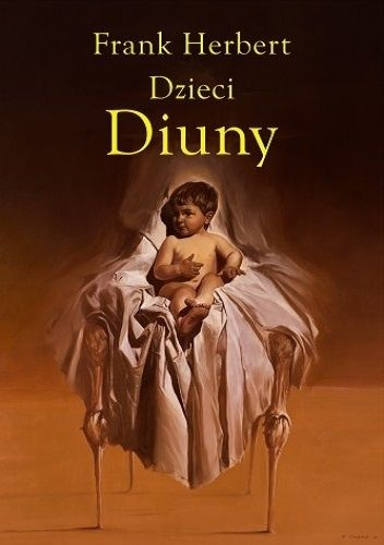 Okładka książki Dzieci Diuny