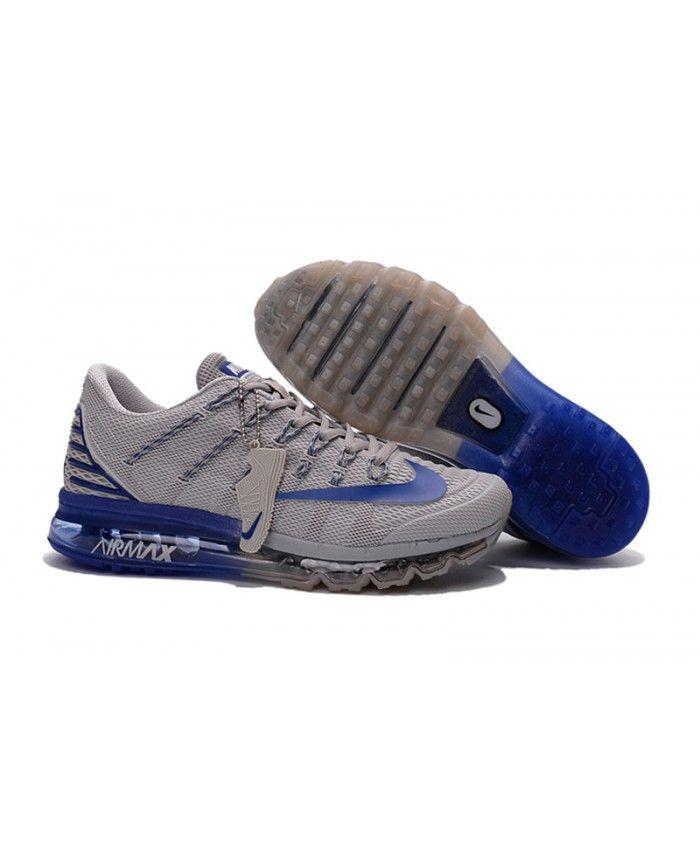 air max 2016 bleu gris