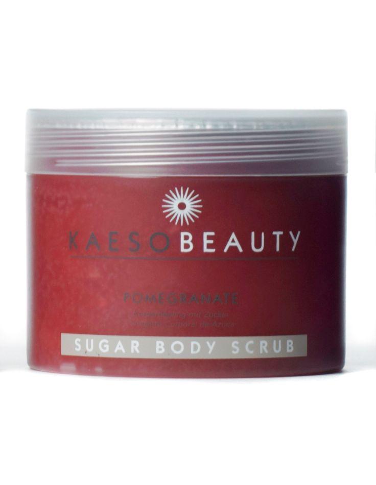 Een heerlijke body scrub op basis van natuurlijke ingrediënten. Beauty By Lisa.
