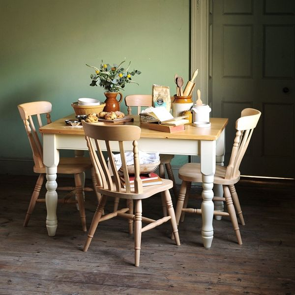 229 Best Dining Room Images On Pinterest  Country Furniture Enchanting Wood Dining Room Table Design Ideas