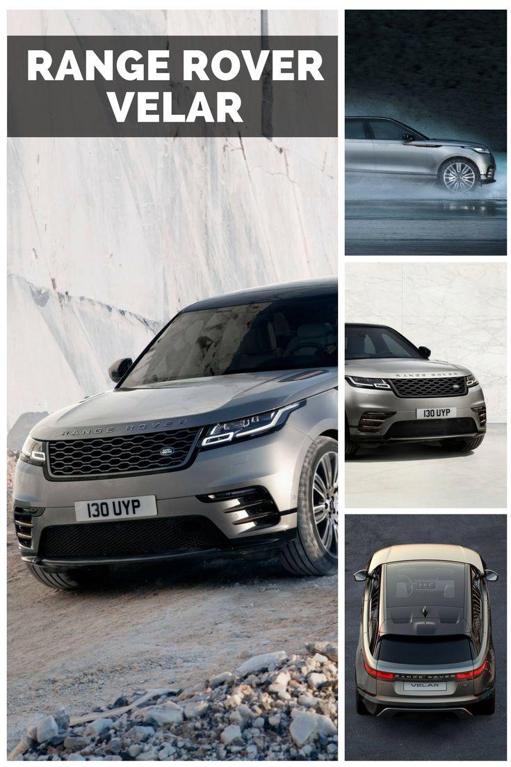 Range Rover Velar é SUV médio da Land Rover lançado em março de 2017. Este é o quarto modelo da linha Range Rover e o nome Velar ja foi usado nas series de pré-produção da primeira geração de Range Rovers em 1969. A linha de design segue a mesma tendência da Evoque, que também foi utilizada nas versões mais recentes da Range Rover Sport. Esta nova linha foça principalmente na esportividade e no desempenho na estrada, contrastando do os modelos off-road da Land Rover.