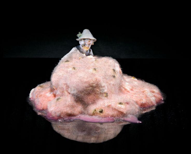 PROJECTS One Third | Strawberry Dessert Cream | Klaus Pichler