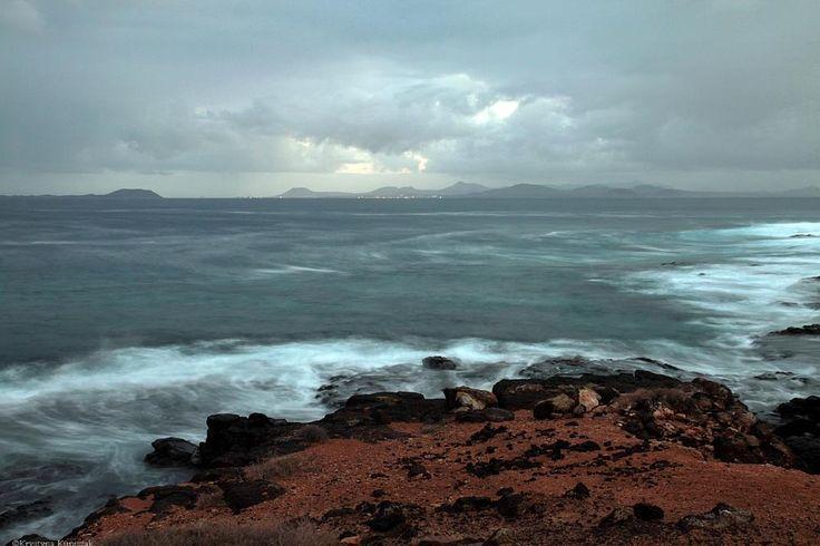 View of the islands by krystyna kupiszak