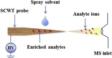 #ACA: Surface-coated wooden-tip electrospray ionization mass spectrometry for determination of trace fluoroquinolone and… #MassSpec