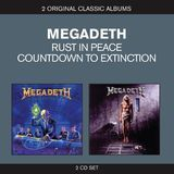 Classic Albums: Countdown to Extinction/Rust in Peace [CD], 21792472