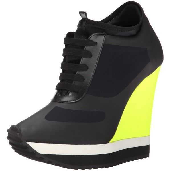 Ruthie Davis Women's Ally Fashion Sneaker (2.005 BRL) ❤ liked on Polyvore featuring shoes, sneakers, ruthie davis shoes, ruthie davis and ruthie davis sneakers