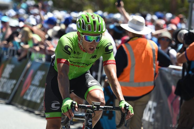 Michael Woods officially named to Cannondale-Drapac's Giro roster