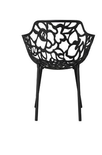 Stuhl Aus Aluminium   Für Innen Und Außen