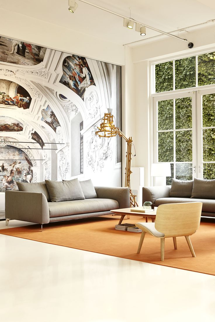 Sleeper Sofas Showroom Amsterdam Moooi