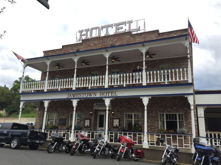 Jamestown Hotel, California's Gold Country