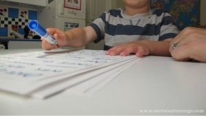 The Secret to Becoming an Author {How to Write Your First Story by Your Preschooler}