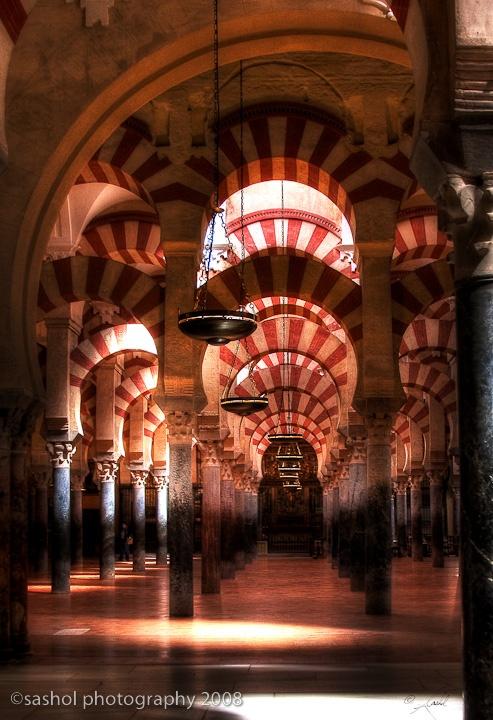 Mezquita ~ The Cathedral & former Great Mosque of Córdoba ~ aka Catedral de Nuestra Señora de la Asunción