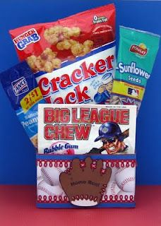 Fun idea to include in a care-package for the baseball lover in your life! - MilitaryAvenue.com