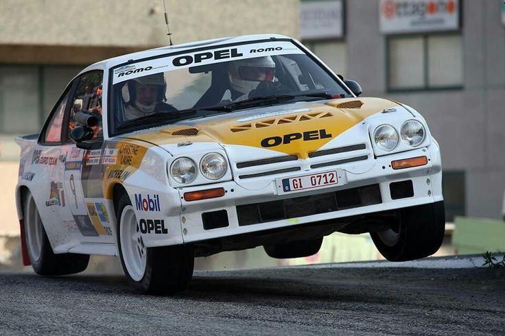 Opel Manta Mk2 400 Gr.4