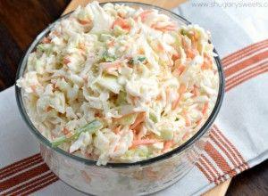 Super chutný zelný salát s mrkví jako z restaurace