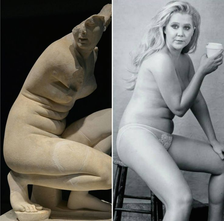 Instagram comparing Amy Schumer to Aphrodite reminds us beauty standards aren't universal.