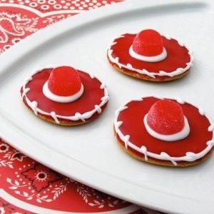 Jessie's Cowgirl Hat Cookies ~ Recipe