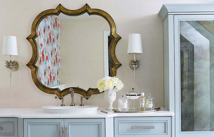 6 tips για την οργάνωση ενός μικρού μπάνιου Πως να αξιοποιήσετε στο έπακρο το διαθέσιμο χώρο.