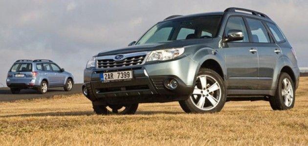 Subaru Forester: Diesel versus benzín