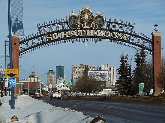 Strathcona, Edmonton