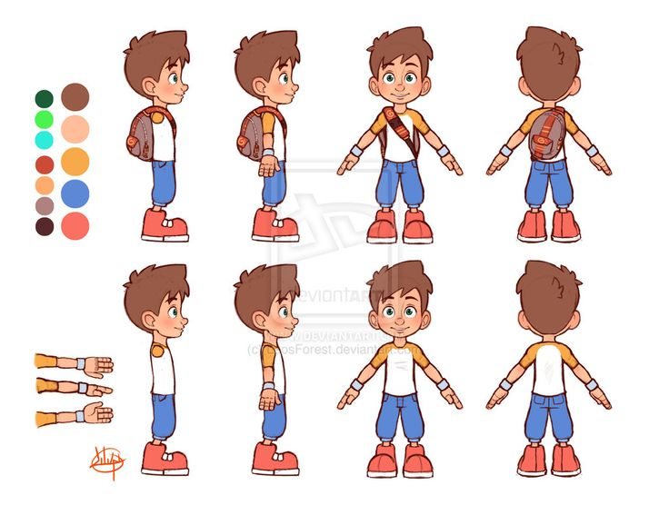 Pixar Character Design Tips : Model sheet pixar buscar con google