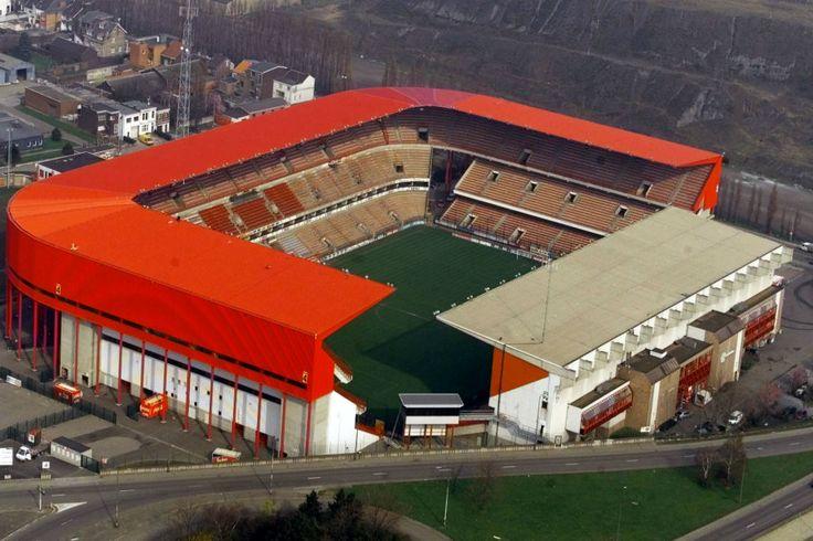 Standard Liège Stade Maurice Dufrasne Capacity: 30.023