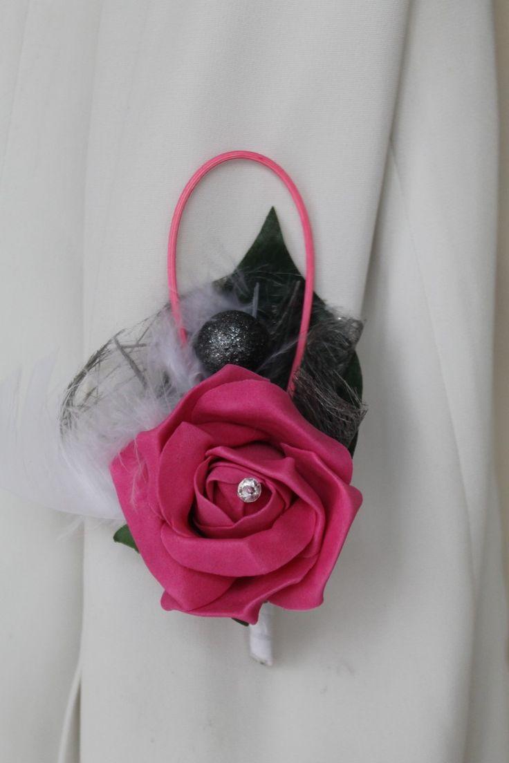 Les 21 meilleures images propos de d coration mariage - Couleur rose fushia ...