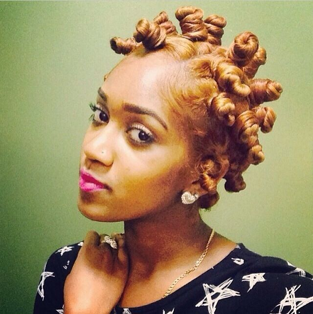 hair knots styles 17 best images about bantu knot outs on black 9039