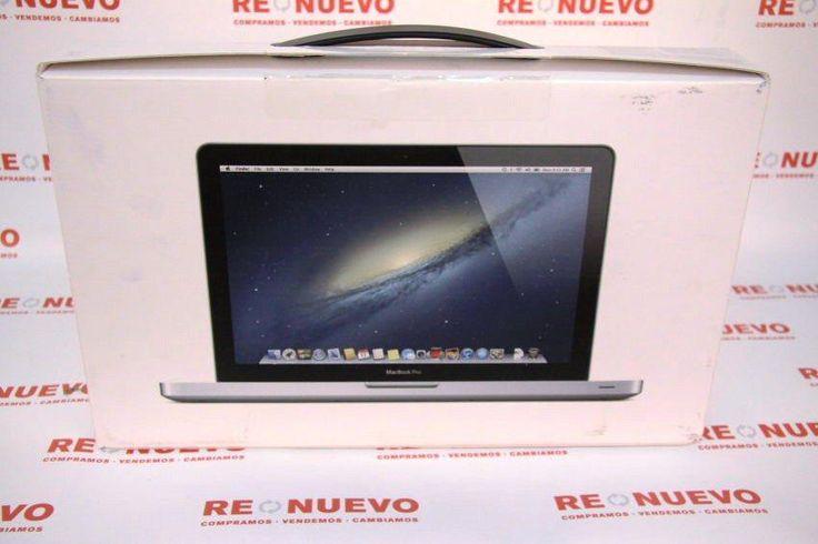 Macbook Pro 13 i7 2,9 E267519 Entra a la tienda on line Re-Nuevo y elige el producto de segunda mano que más te guste de entre una amplia gama de excelentes artículos usados, a los mejores precios.