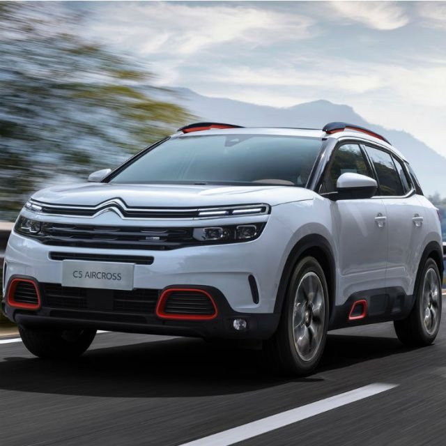 India Bound Citroen C5 Aircross Suv How It Compares With The Jeep