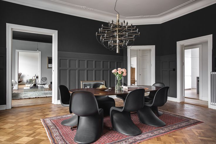Black style - PLANETE DECO a homes world
