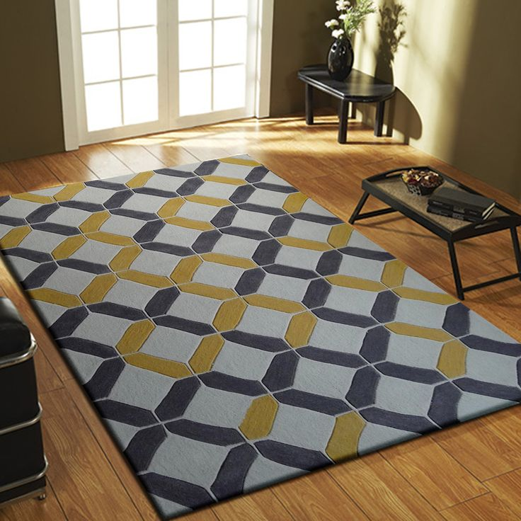 rug hand tufted rugs puff comforter charcoal living room area rugs