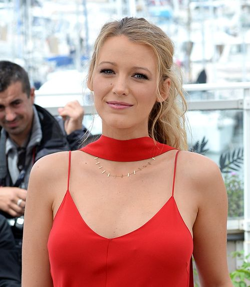 Blake Lively en Jennifer Meyer
