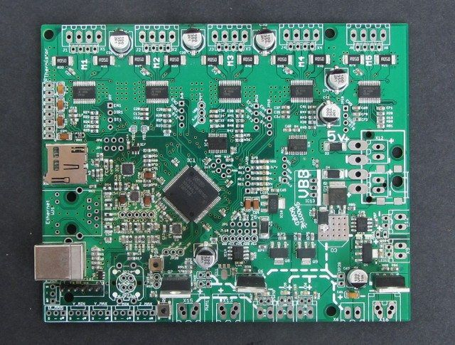 MRRF: ARM-Based CNC Controllers | Hackaday
