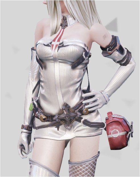 ArtStation - TPS Nurse, final fin