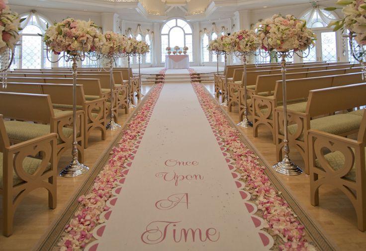 Disney World Wedding Pavilion